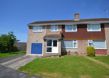 Thumbnail 4 bed semi-detached house for sale in Legion Close, Dorchester