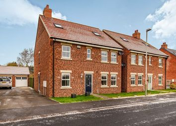 Thumbnail 6 bedroom detached house for sale in Merrybent Drive, Merrybent, Darlington