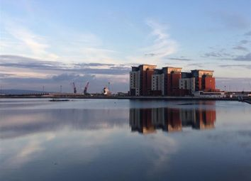 Thumbnail 2 bedroom flat to rent in South Quay, Kings Rd, Maritime Quarter, Swansea