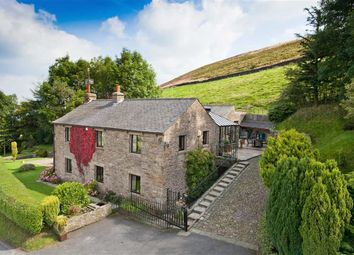Thumbnail 5 bed farmhouse for sale in Dodd Lane, Thornley, Preston