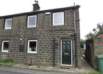 Thumbnail 2 bed semi-detached house to rent in Berry Green, Ryecroft, Scholes, Holmfirth