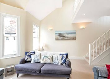 Thumbnail 2 bed flat to rent in Bronsart Road, Fulham