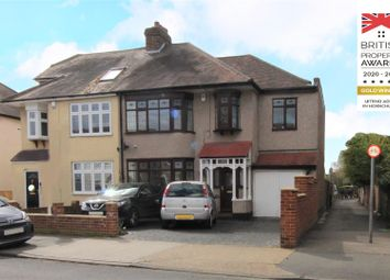 Thumbnail 5 bed semi-detached house to rent in Chester Avenue, Cranham, Upminster