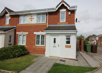 Thumbnail 3 bed semi-detached house for sale in Quartz Way, Litherland, Liverpool