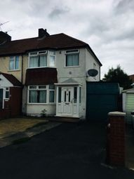 Thumbnail 2 bed semi-detached house to rent in Byward Ave, Feltham