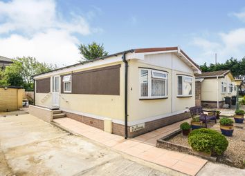 Thumbnail Mobile/park home for sale in Chickerell Road, Chickerell, Weymouth
