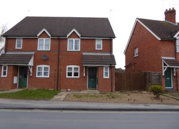 Thumbnail 3 bed semi-detached house to rent in Headley Road, Woodley, Reading