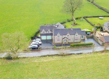 Park Lane, Endon, Stoke-On-Trent ST9. 5 bed detached house for sale