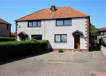 Thumbnail 3 bedroom semi-detached house for sale in Arbroath Road, Dundee