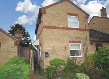 Thumbnail 2 bed link-detached house for sale in Lindsells Walk, Chatteris