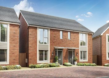 Thumbnail 3 bed semi-detached house for sale in Romney Way, Worcester, Worcester