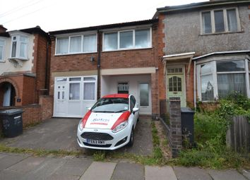 Thumbnail 2 bed town house for sale in Queens Road, Clarendon Park, Leicester