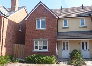 Thumbnail 3 bedroom semi-detached house for sale in White House Drive, Kingstone, Hereford