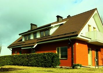 Thumbnail 3 bedroom detached house for sale in 2, Zemaites St, Trakai, Lithuania