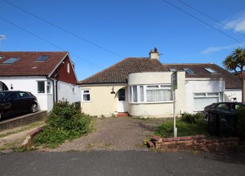 Thumbnail 2 bed semi-detached bungalow for sale in Kenmure Avenue, Brighton