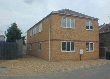 Thumbnail 1 bed flat to rent in Chase Street, Wisbech