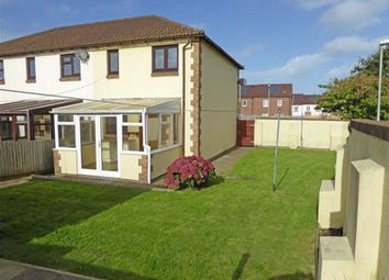 Thumbnail 3 bed end terrace house for sale in Meadow View, Holsworthy