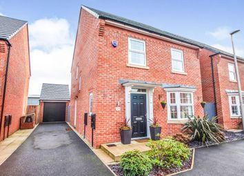 Thumbnail 4 bed detached house for sale in Brassey Grange, Winnington, Northwich