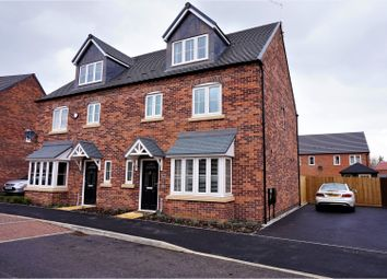 Thumbnail 4 bed semi-detached house for sale in Webb Ellis Road, Nottingham