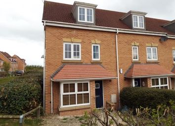 Thumbnail 4 bed end terrace house for sale in Tuffleys Way, Thorpe Astley, Leicester, Leicestershire
