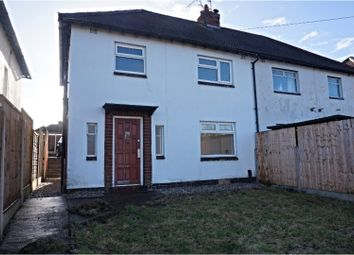 Thumbnail 3 bed semi-detached house to rent in Wolverhampton Road, Kidderminster