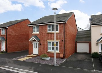 Thumbnail 4 bed detached house for sale in Paper Mill Gardens, Portishead, Bristol