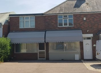 Thumbnail Retail premises to let in Ratby Lane, Markfield, Leicester