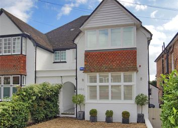 Thumbnail 5 bed semi-detached house for sale in Woodbury Park Road, Tunbridge Wells, Kent