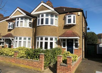 Thumbnail 3 bed semi-detached house for sale in Godfrey Avenue, Whitton, Twickenham