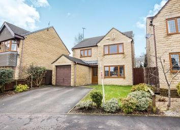 Thumbnail 4 bed detached house for sale in Whitley Drive, Halifax, West Yorkshire