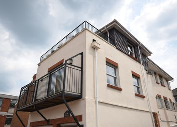 Thumbnail 2 bedroom flat for sale in St. Georges Yard, Farnham, Surrey