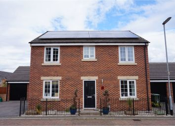 Thumbnail 4 bed detached house for sale in Sovereign Road, Wakefield