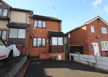 Thumbnail 2 bed property for sale in Norman Road, Tutbury, Burton-On-Trent