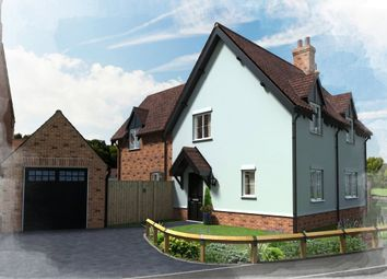 Thumbnail 3 bed cottage for sale in Plot 51, 53 Hill Close, Brington, Huntingdon