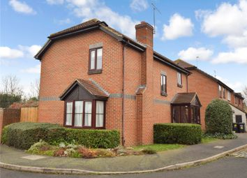 Thumbnail 4 bedroom detached house for sale in Pilgrims View, Greenhithe, Kent