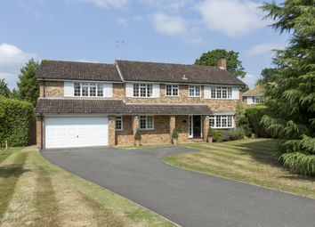 Thumbnail 5 bed detached house to rent in Ashcroft Park, Cobham
