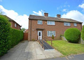 Thumbnail 3 bedroom semi-detached house for sale in 14 Elizabeth Road, West Haddon, Northampton, Northamptonshire
