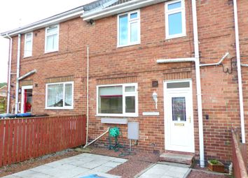 Thumbnail 2 bed terraced house to rent in Braeside, Edmondsley, Durham