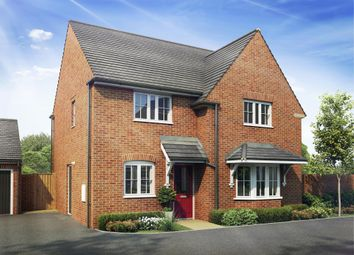 "Thumbnail 4 bed detached house for sale in ""Cambridge"" at Priorswood, Taunton"