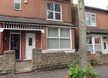 Thumbnail 2 bed terraced house to rent in Derby Grove, Nottingham
