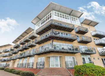 Thumbnail 1 bed flat for sale in Lightermans Way, Greenhithe, Kent