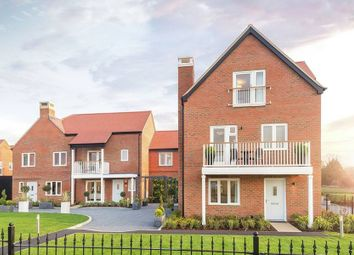"Thumbnail 5 bed property for sale in ""The Avington - Showhome Sales & Leaseback"" at Andover Road North, Winchester"