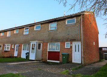 Thumbnail 3 bed terraced house for sale in Wheatcroft, Wick, Littlehampton