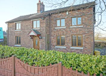 Thumbnail 3 bedroom detached house for sale in Broughall, Whitchurch
