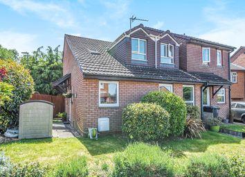 Thumbnail 1 bed terraced house for sale in Ketelbey Rise, Old Hatch Warren, Basingstoke