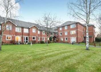 Thumbnail 2 bed flat for sale in Gibson Court, Esher