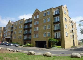 Thumbnail 1 bed flat to rent in Black Eagle Drive, Northfleet, Gravesend