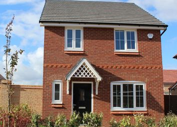 Thumbnail 4 bed detached house to rent in Oleander Way, Liverpool, Merseyside