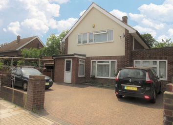 Thumbnail 3 bed link-detached house for sale in Naseby Close, Isleworth, Middlesex