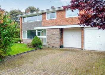 Thumbnail 4 bed detached house for sale in The Spinney, Morpeth